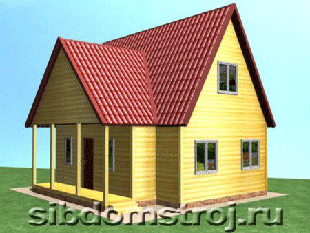 Проект дома КД-31