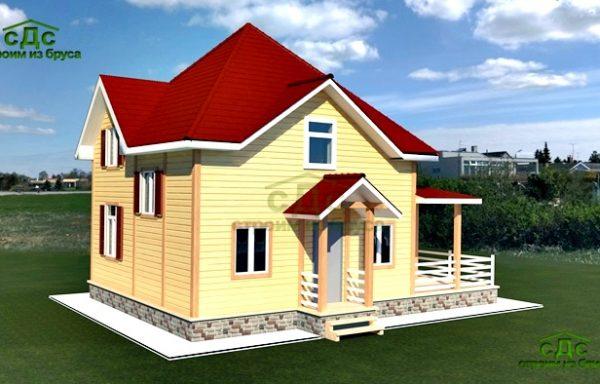 Проект дома ДЖ-18