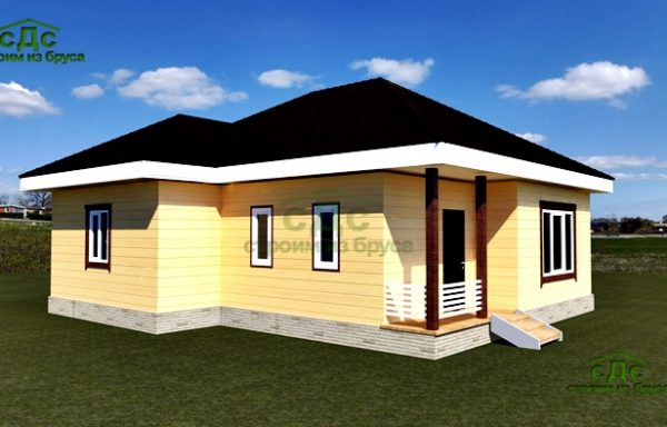 Проект дома ДЖ-04