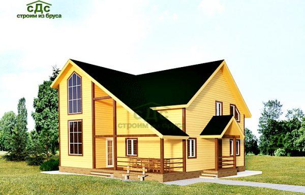 Проект дома ДЖ-06