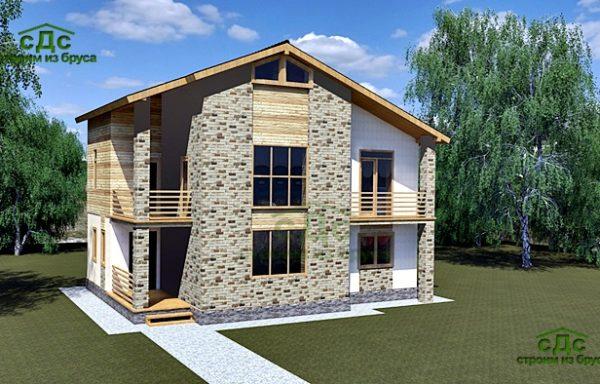 Проект дома КД-45