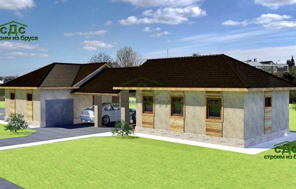 Проект дома СБ-06