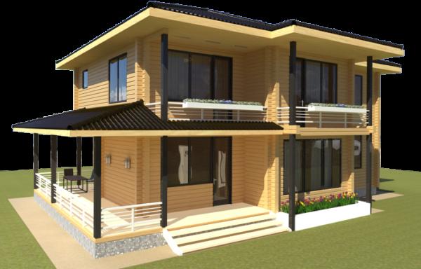 Проект дома ДЖ-49