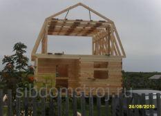 26.-Строительство-стен-и-крыши-из-бруса
