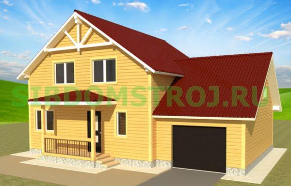 Проект дома ДЖ-41
