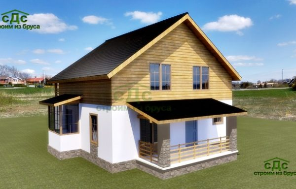 Проект дома КД-43