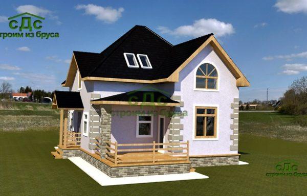 Проект дома СБ-01