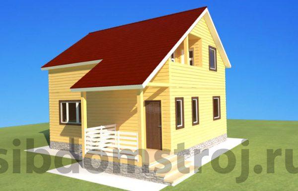 Проект дома ДЖ-31