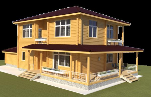 Проект дома ДЖ-50